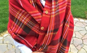 jane plaid scarf coupon